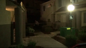An investigation was underway after a possible attempted home invasion led to a fatal shooting on March 11, 2016, authorities said. (Credit: OnScene TV)