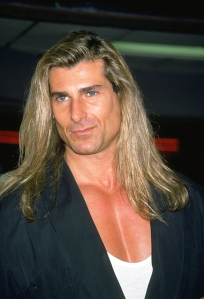 Fabio is seen in an undated photo. He became a U.S. citizen on March 16, 2016. (Credit: Getty Images)