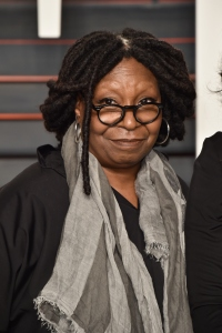 Actress Whoopi Goldberg attends the 2016 Vanity Fair Oscar Party Hosted By Graydon Carter at the Wallis Annenberg Center for the Performing Arts on Feb. 28, 2016, in Beverly Hills. (Credit: Pascal Le Segretain/Getty Images)