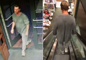 Huntington Beach police provided these images of  a man who masturbated in a Barnes & Noble on Feb. 23, 2016.
