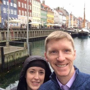 Stephanie and Justin Shults are were killed in the Brussels terror attacks. They are seen here in a Facebook photo.