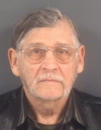 John McGraw, 78, was arrested after allegedly punching a protester at a Donald Trump rally on March 9, 2016. (Credit: Cumberland County Sherriff's Office)