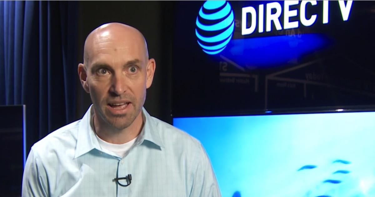 Brian Phillips, Program Manager for DIRECTV