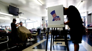 This June, California primary voters could actually help determine the outcome of the presidential nomination race. (Credit: Anne Cusack/Los Angeles Times)