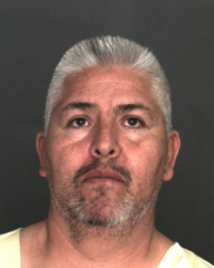 William Hernandez, 51, is seen in a booking photo released by the San Bernardino County Sheriff's Department.