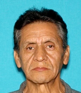 Pedro Borda is seen in a photo released by the Los Angeles Police Department.
