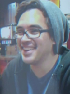 Chris Chavez is seen in a photo provided by his family on April 29, 2016.