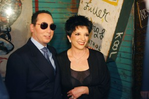 David Gest and Liza Minnelli at the House of Blues in West Hollywood on July 25, 2002. (Credit: Kevin Winter/ImageDirect)