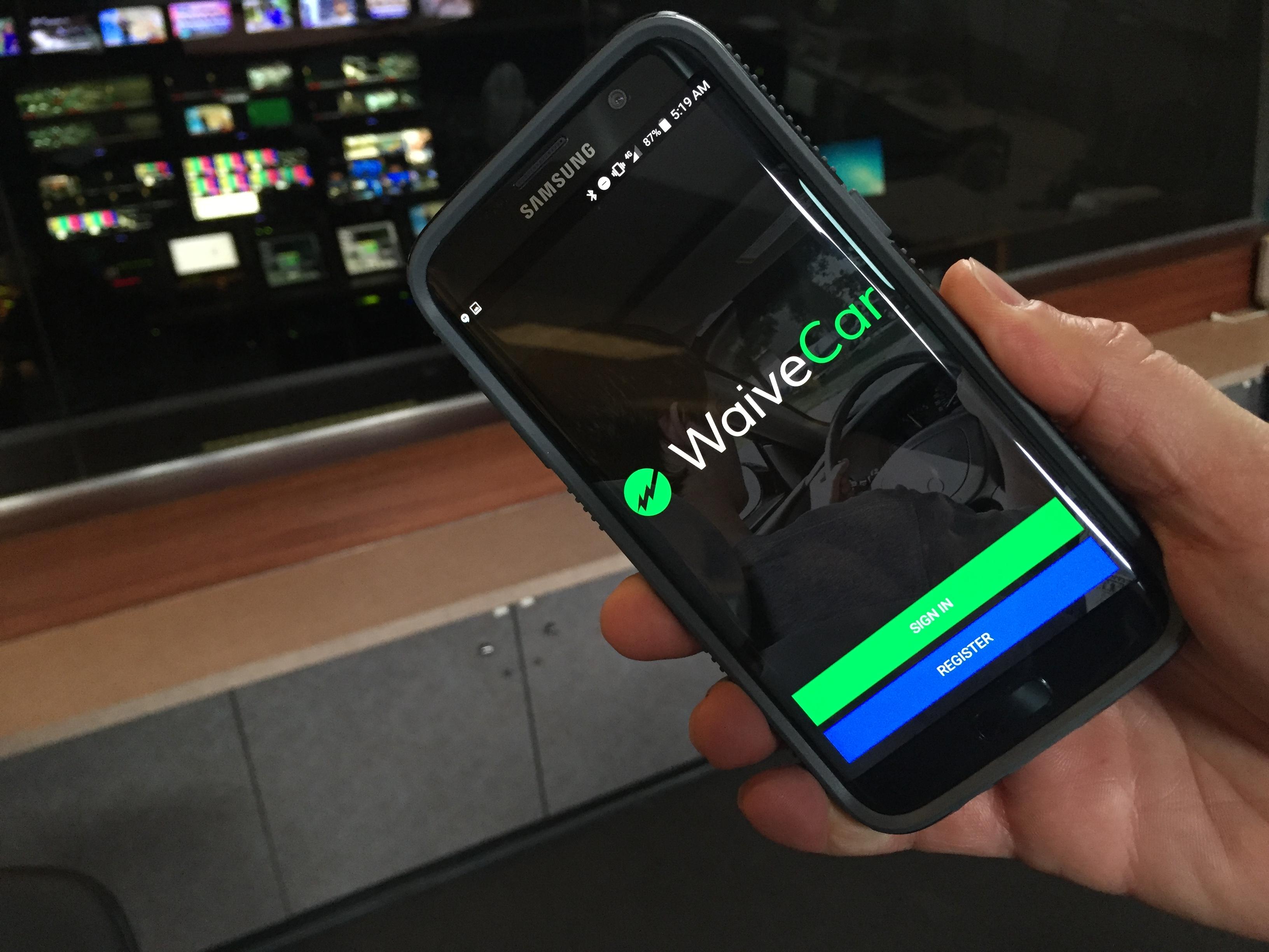 waivecar app