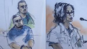 Adrian Ponce, 27, and Alberto Preciado Gutierrez, 26, are pictured with Marsha Gay Reynolds. (Credit: Mona S. Edwards)