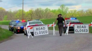 "Eight family members were fatally shot ""execution style"" in Pike County, Ohio, the Sheriff said on April 22, 2016. (Credit: CNN)"