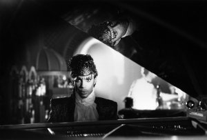 """Prince is pictured here as Christopher Tracy in the movie """"Under the Cherry Moon,"""" released in 1986."""