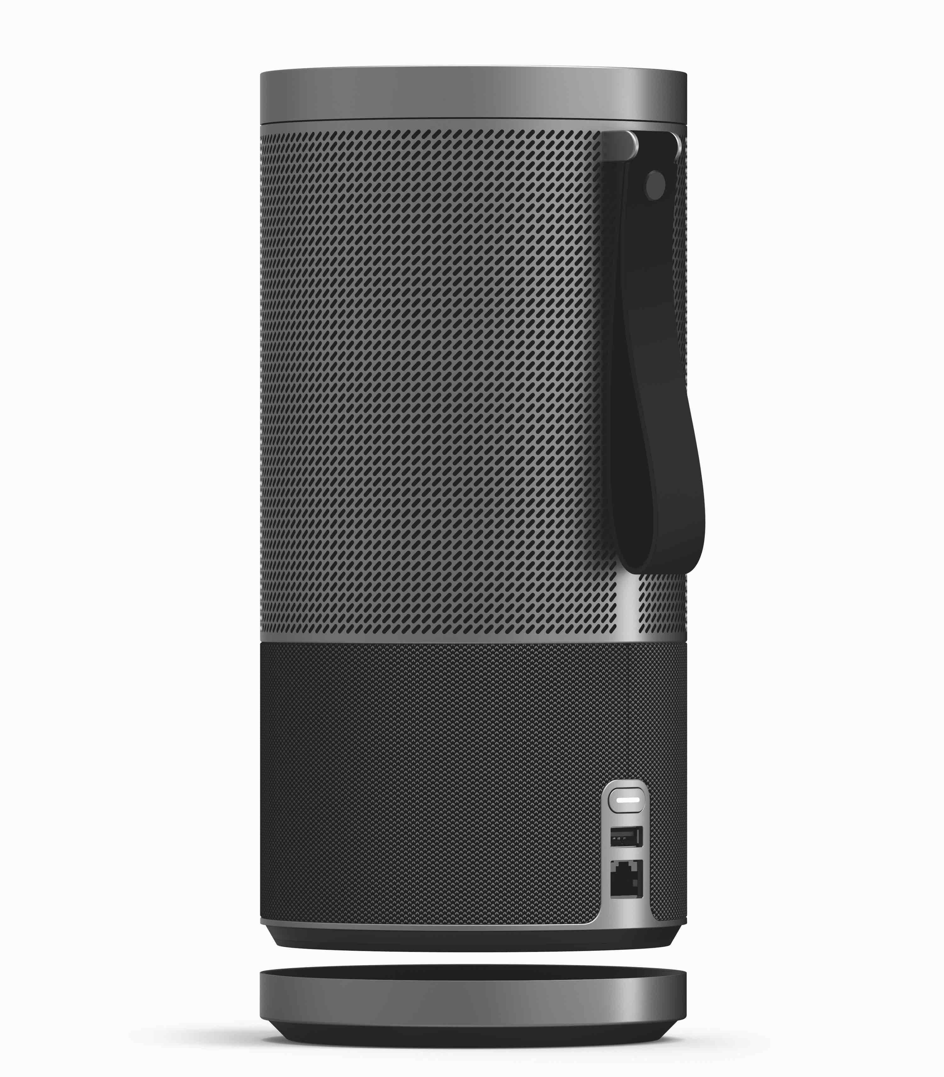 VIZIO SmartCast Crave 360, with charging doc