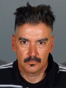 Jose Chavez, 47, is seen in an image provided by the Los Angeles County Sheriff's Department.