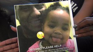 Kyler and Kaylee Jackson are seen in a flier provided by relatives to KTLA sister station KTXL.