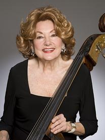 Jane Little, a bassist who held the Guinness World Record for the longest professional tenure with a single orchestra, died Sunday night after collapsing on stage during a performance earlier that afternoon. She was 87 years old. (Credit: Atlanta Symphony Orchestra)