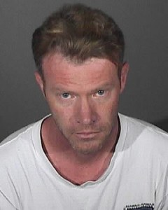 Steven Andrews, who was a teacher at Lorbeer Middle School in Diamond Bar, is shown in a booking photo released by the Los Angeles County Sheriff's Department in October 2011, when he surrendered himself to custody.
