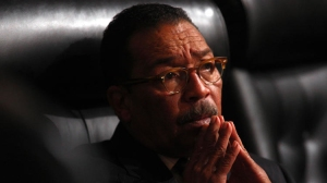 Los Angeles City Council President Herb Wesson during a 2011 council meeting. (Credit: Genaro Molina/Los Angeles Times)