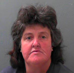 Loretta Lynn Armstrong is seen in a booking photo posted on the West Virginia Regional Jail and Correctional Facility Authority website.