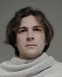 Michael Thedford is seen in a booking photo provided by the Collin County Sheriff's Office.
