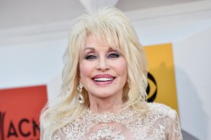 Singer-songwriter Dolly Parton attends the 51st Academy of Country Music Awards at MGM Grand Garden Arena on April 3, 2016 in Las Vegas, Nevada.  (Credit: David Becker/Getty Images)