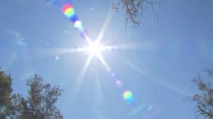 Extreme heat was expected to hit Southern California just in time for the official start of summer on June 20, 2016. (Credit: KTLA)