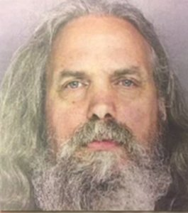 Lee Kaplan is seen in a booking photo obtained by CNN.