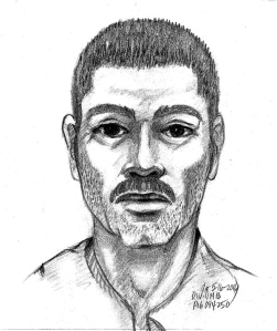Riverside police released this composite sketch on June 2, 2016, of a man they believe sexually assaulted two women and exposed himself to two others in mid May.