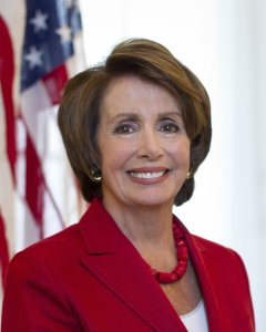 House Minority Leader and former Speaker of the House Nancy Pelosi is seen in a file photo. (Credit: Rep. Nancy Pelosi office)