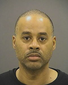 Officer Caesar R. Goodson, Jr., is one of six Baltimore, Maryland police officers charged in the death of Freddie Gray. (Credit: Baltimore Police Department)