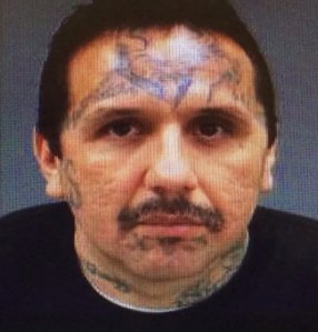 Adrian Thomas Chavez is seen in an image provided by the Arcadia Police Department.