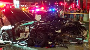 Two people were also seriously injured in the triple fatal crash on June 25, 2016. (Credit: RMG News)