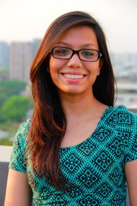 Abinta Kabir, an Emory University undergraduate student at the Oxford College campus, was among those taken hostage and killed by terrorists Friday in an attack in Dhaka, Bangladesh. Abinta, who is from Miami, Florida, was in Dhaka visiting family and friends. (Credit: Emma Louisa Jacoby/Facebook)