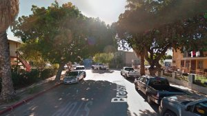 The 11500 block of Bradson Place is seen in this image from Google Maps.