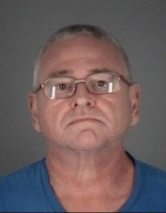 Richard Hoagland has been charged with identity theft, and more, after allegedly faking his identity for 20 years. (Credit:Pasco County Sheriff's Office)