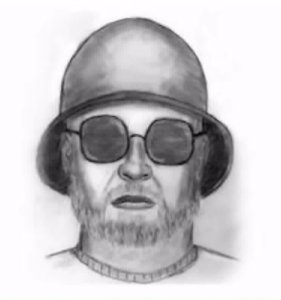 Los Angeles County Sheriff's officials released this sketch of a man they believe attacked two people with a hammer-like weapon in March, 2016. Officials are working to determine if the same person is responsible for two recent attacks in Boyle Heights.