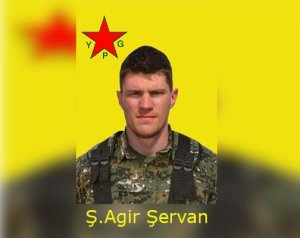 An American civilian fighting alongside Kurdish troops in Syria has been killed fighting ISIS, according to a statement from the official website of the People's Protection Units, or YPG. (Credit: YPG)