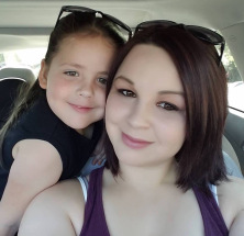 Nakesha Carrere, right. and Abigail Creamer, left, are seen in a photo released by the Lafourche Parish Sheriff's Office.