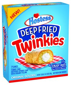 Wal-Mart started selling the prepackaged, frozen Hostess products on Thursday at some of its stores, and it plans to roll them out nationwide by Aug. 16, according to a spokesman. (Credit: Courtesy Hostess)