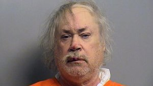 Stanley Vernon Majors, 61, at the Tulsa County Jail, where he was booked on Aug. 13, 2016, on suspicion of killing Khalid Jabara. (Credit: Tulsa County Jail via Los Angeles Times)