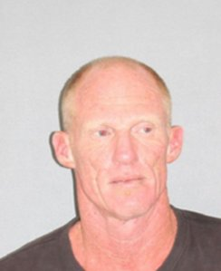Todd Marinovich is seen in a booking photo released by the Irvine Police Department on Aug. 22, 2016.