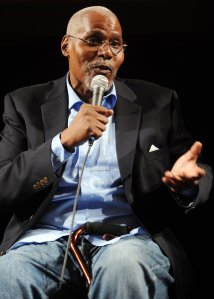 "Bill Nunn attends a 25th anniversary screening of ""Do The Right Thing"" on June 29, 2014, in Brooklyn. (Credit: Craig Barritt/Getty Images for : Academy of Motion Picture Arts and Sciences)"
