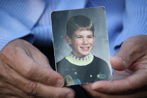 Jacob Wetterling was abducted at gunpoint in October 1989 at age 11 near his home in St. Joseph, Minnesota. The Stearns County Sheriff's Office confirmed the boy's remains were found on Sept. 3, 2016. (Credit:Chris Welch / CNN)