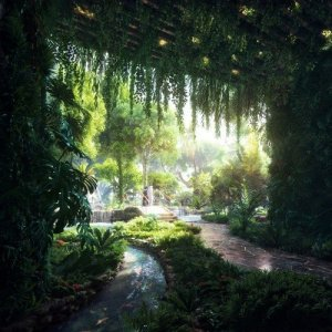 The latest architectural wonder slated for construction in Dubai is a rainforest inside a skyscraper hotel. (Credit: From ZAS Architects Dubai)