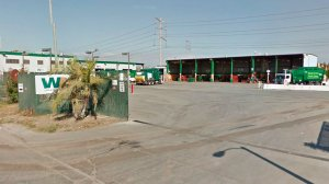 The Waste Management facility on Construction Circle in Irvine is seen in this image from Google Maps.
