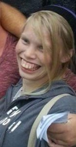 Katlynn Yost is shown in an undated family photo released Sept. 24, 2016 by the Fullerton Police Department.