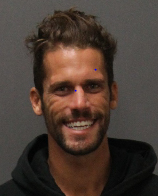 Anthony Armer is shown in a booking photo released by Laguna Beach police on Oct. 26, 2016, the day he was arrested.