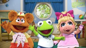 "The revamped ""Muppet Babies"" are seen in a courtesy photo from Disney Junior."