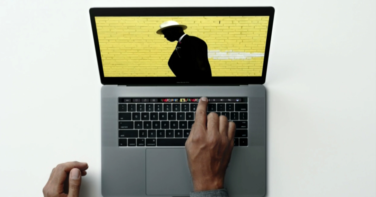 Apple MacBook Pro Touch Bar 2016