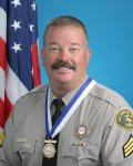 Sgt. Steve Owen is shown in a photo released by the Los Angeles County Sheriff's Department.
